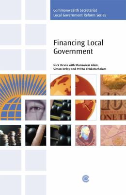 Financing Local Government 9780850928532