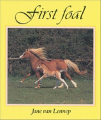 First Foal 9780851315324