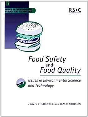 Food Safety and Food Quality 9780854042708