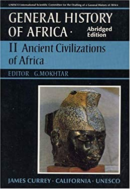 General History of Africa Volume 2: Ancient Civilizations of Africa