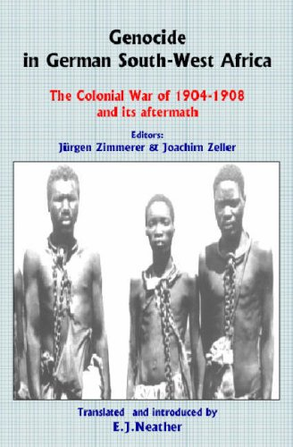 Genocide in German South-West Africa: The Colonial War (1904-1908) in Namibia and Its Aftermath 9780850365740
