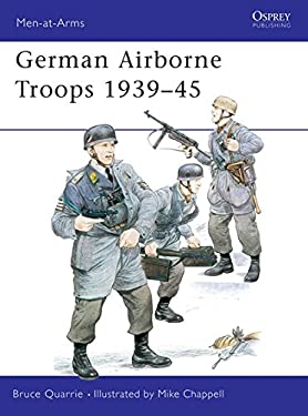 German Airborne Troops 1939-45 9780850454802