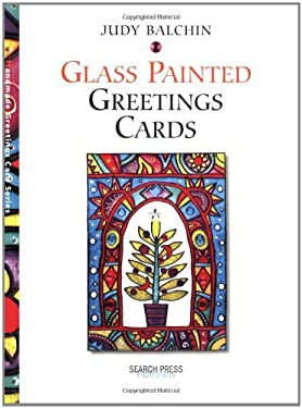 Glass Painted Greetings Cards 9780855329884