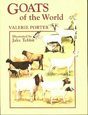 Goats of the World 9780852363478