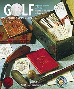 Golf: Implements and Memorabilia 9780856675072