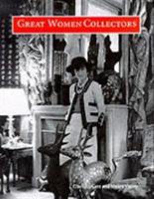 Great Women Collectors 9780856675034