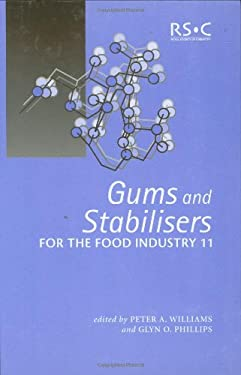 Gums and Stabilisers for the Food Industry 11 9780854048366