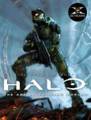 Halo: The Art of Building Worlds: The Great Journey 9780857685629