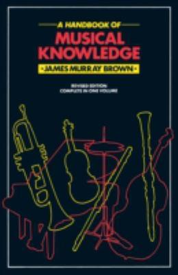 Handbook of Musical Knowledge 9780857360151