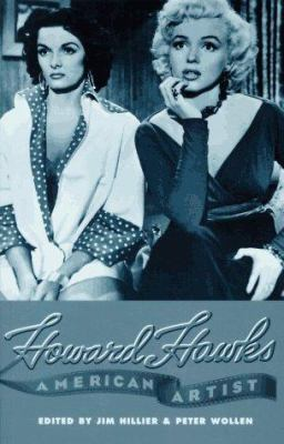 Howard Hawks: American Artist 9780851705934