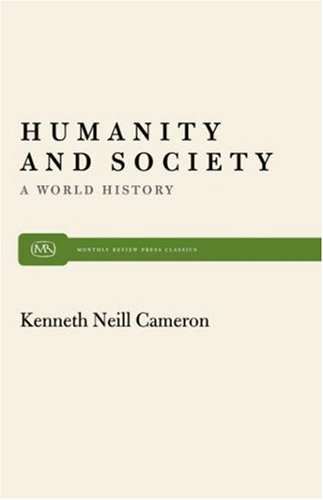 Humanity and Society: A World History 9780853454083