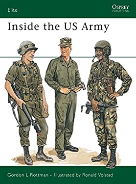 Inside the US Army 9780850458558