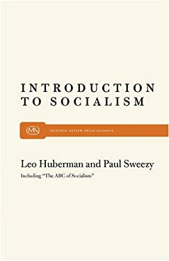 Intro to Socialism 9780853450672
