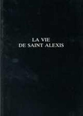 La Vie de Saint Alexis 9780859894623