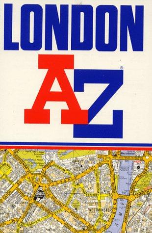 London A-Z 9780850391954