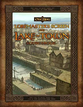 Loremasters Screen and Lake-Town Source 9780857441331