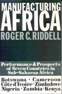 Manufacturing Africa 9780852551196