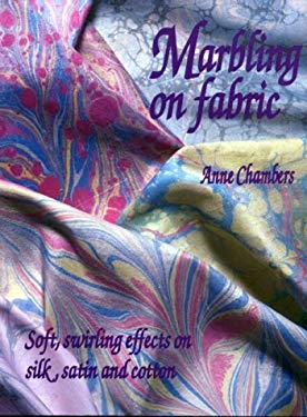 Marbling on Fabric 9780855327880