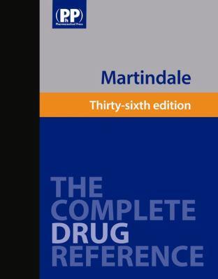 Martindale: The Complete Drug Reference 9780853698418