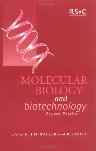 Molecular Biology and Biotechnology 9780854046065
