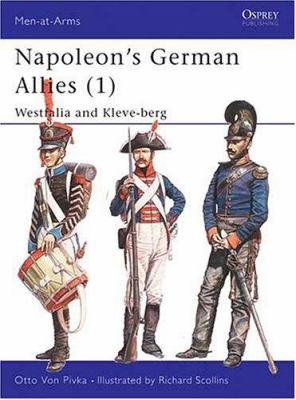 Napoleon's German Allies 9780850452112