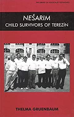 Nesarim: Child Survivors of Terezin 9780853035114