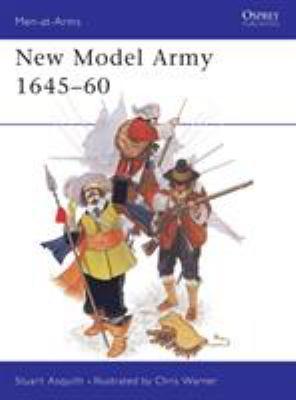 New Model Army 1645-60 9780850453850