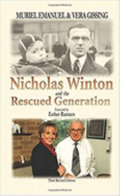 Nicholas Winton & the Rescued 9780853034254