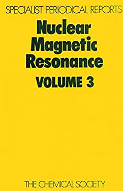 Nuclear Magnetic Resonance: Volume 3 9780851862729