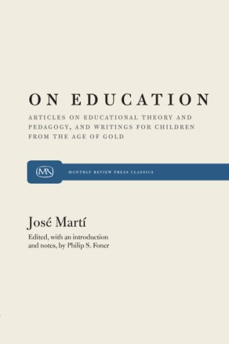 On Education: Articles on Educational Theory and Pedagogy, and Writings for Children from the Age of Gold 9780853455653