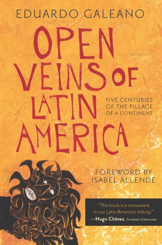 Open Veins of Latin America 9780853459903