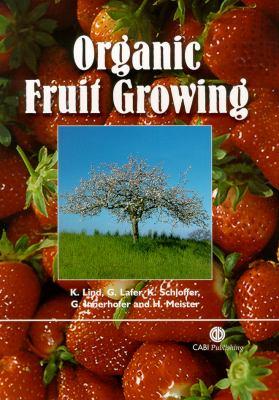 Organic Fruit Growing 9780851996400