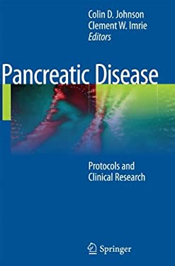 Pancreatic Disease: Protocols and Clinical Research 9780857292384