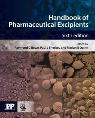 Pharmaceutical Excipients 6: Single-User Version 9780853697930