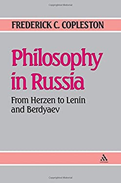 Philosophy in Russia 9780855325770