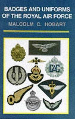 RAF Badges & Uniforms 9780850527391