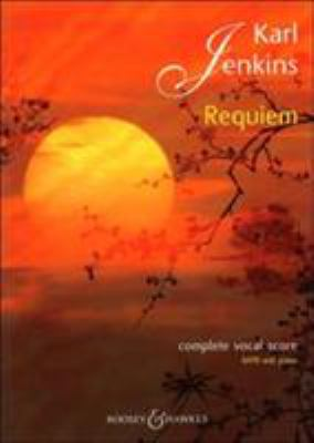 Requiem: Complete Vocal Score 9780851624853