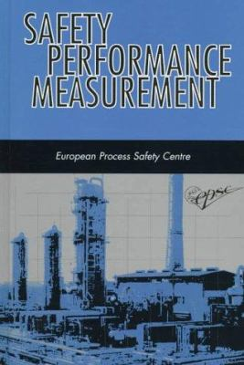 Safety Performance Measurement 9780852953822