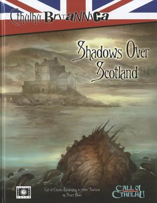 Shadows Over Scotland 9780857440464