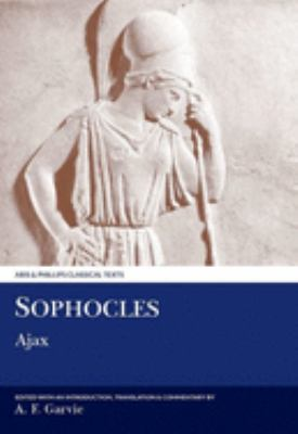 Sophocles Ajax 9780856686603