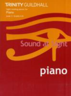 Sound at Sight Piano: Sample Sight Reading Tests for Trinity Guildhall Examinations 9780857360427
