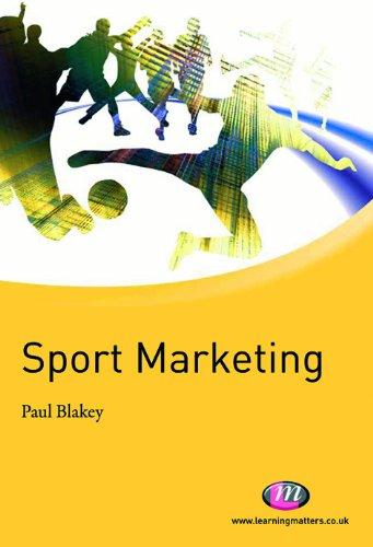 Sport Marketing 9780857250902