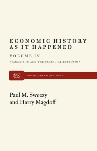 Stagnation and the Financial Explosion 9780853457152