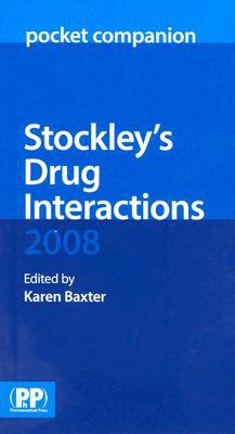 Stockley's Drug Interactions Pocket Companion 9780853697572