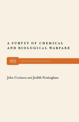 Survey of Chemical and Biological Warfare 9780853452232