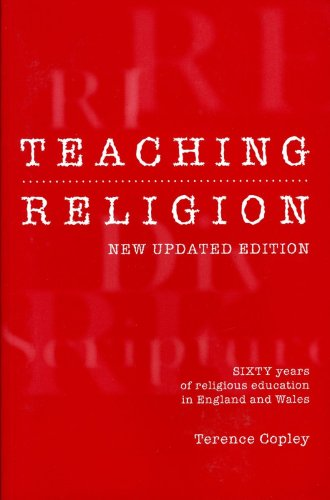 Teaching Religion: Sixty Years of Religious Education in England and Wales 9780859898195