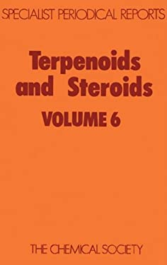 Terpenoids and Steroids: Volume 6 9780851863061