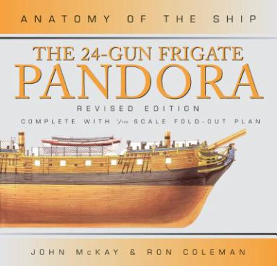 The 24-Gun Frigate Pandora 9780851778945