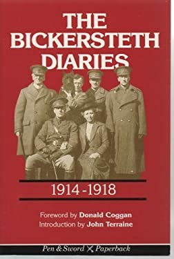 The Bickersteth Diaries: 1914-1918 9780850525465