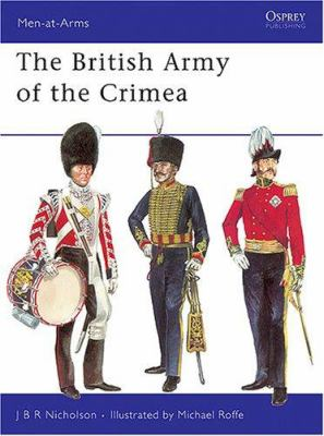 The British Army of the Crimea 9780850451948